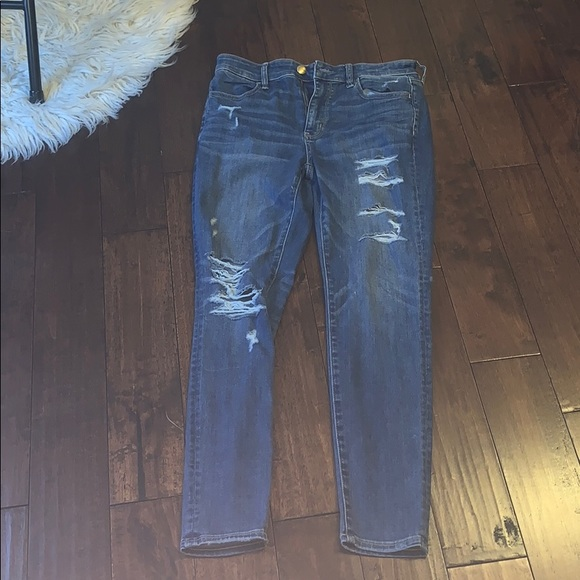 American Eagle Outfitters Denim - American Eagle Outfitters Ripped Jeans